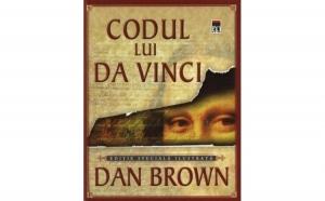 Codul lui da Vinci editie ilustrata, autor Dan Brown