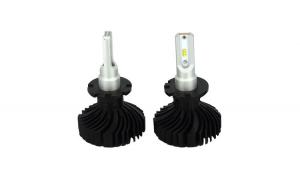 Set Bec LED EV5 D2S - 6000 lumen 6000k Voltaj: 12-24V