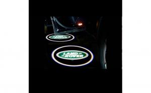 Lampi led logo portiere universale Land Rover