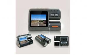 Camera auto HD DVR, unghi de rotatie al camerei la 360 de grade, la 125 RON in loc de 300 RON