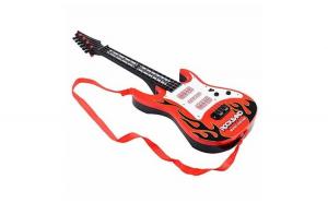 Chitara electrica RockBand cu 4 corzi