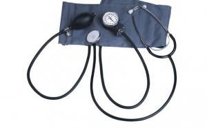 Potrivit pentru sanatatea ta, Tensiometru cu Stetoscop si Manometru, la dor 59 RON in loc de 118 RON