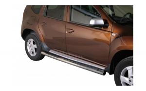 Set praguri inox compatibile Dacia DUSTER 4 X 2 COD: DSTS3