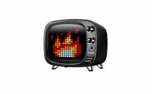 Boxa Bluetooth model Pixel art Divoom TIVOO 6W, negru