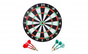 Joc de darts interactiv