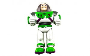 Robot de jucarie Buzz cu sunete lumini