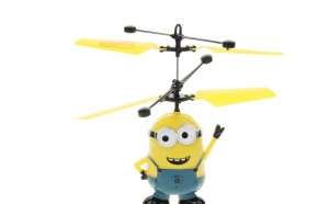 Noul Minion zburator