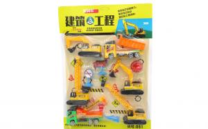 Set 6 masini de constructie