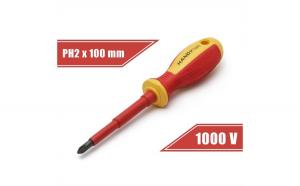 Surubelnita  PH2 100 mm GLZ-10569