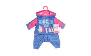 BABY born - Haine jogging 43 cm diverse