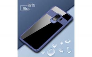 Husa Samsung Galaxy S9 Flippy Auto Focus Albastru