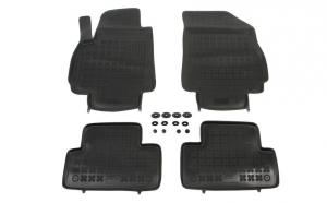 Set covorase cauciuc stil tavita Chevrolet Orlando 02.11- hatchback Rezaw