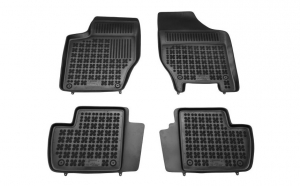 Set covoare cauciuc stil tavita negru Peugeot 308, 308 SW 09.07 rezaw