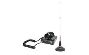 Kit Statie radio + Antena Midland