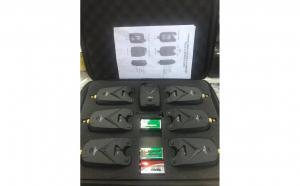 Set Senzori 6+1 EastShatk cu penar pentru transport