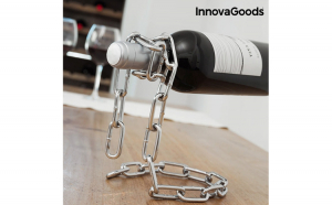 Suport Lant pentru Sticle InnovaGoods