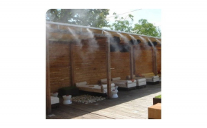 Sistem racire terasa cu vapori - 10 m