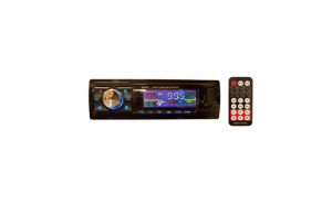 Radio MP3 Player Auto / USB / SD Card / AUX /Bluetooth / 4 x 50 W / Telecomanda/ RCA