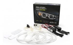 Kit Angel Eyes CCFL BMW E46 Compact -