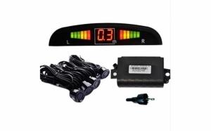Senzor de parcare cu LED-uri