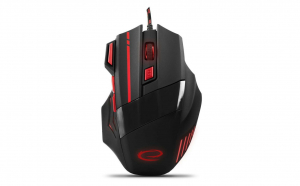 Mouse cu fir pentru gaming 7D , USB