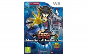 Yu Gi Oh Master of the Cards Wii