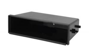 Sertar universal pentru rame 2DIN, negru, ACV - 000159
