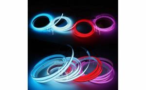 Fir cu neon pentru lumina ambientala, diverse culori