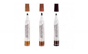 Set 3 markere pentru mobila zgariata