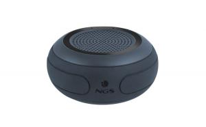 Boxa portabila cu Bluetooth rezistenta la apa negru Roller, NGS