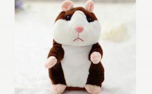 Jucarie interactiva - Hamster vorbitor
