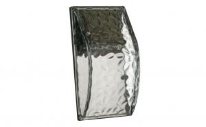 Felinar solar Led din sticla pentru perete