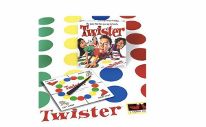 1 + 1 Joc Twister pentru copii si adulti
