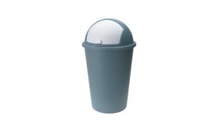Cos gunoi cu capac glisant Plastic