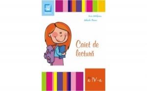 Caiet de lectura pentru clasa a IV-a, autor Aura Motofeanu, Mihaela Staneci