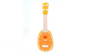 Chitara corzi metal, portocala