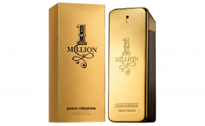 Apa de Toaleta Paco Rabanne 1 Million, Barbati, 100ml