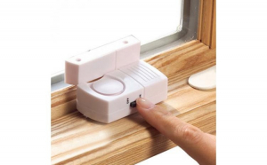 Set 2 alarme magnetice pentru usi