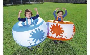 Set de joaca Sumo pentru copii pentru interior sau exterior, ATS, multicolor + kit de reparatie