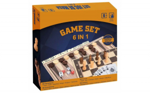 Set joc de masa Pufo Premium Deluxe 6 in
