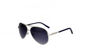 Ochelari de soare Ultra Aviator Bleumarin - Argintiu