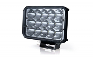 Proiector LED cu doua faze 45W/12V-24V 3300 Lumeni Dreptunghiular S.B.