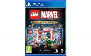 Joc LEGO MARVEL COLLECTION pentru