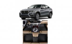 Covorase auto LUX PIELE 5D BMW X6 F16 20