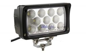 Proiector LED Auto Offroad 33W/12V-24V, 2420 Lumeni, Dreptunghiular, Spot Beam 3