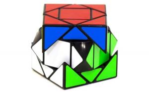 Cub rubik MoYu Pandora black , 71CUB