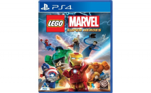 Joc Lego Marvel Super Heroes pentru PlayStation 4