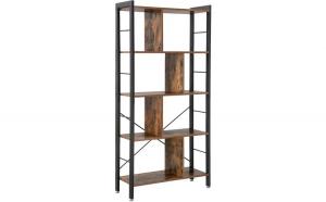 Raft depozitare/biblioteca cu 4 niveluri Design industrial