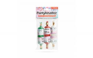 Mini tub de confetti x 6 Partyknaller