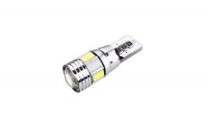 Led auto Canbus T10 cu 6 SMD